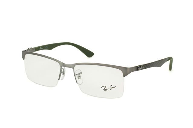 Ray-Ban RX 8411 2518 perspective view