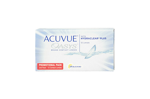 Acuvue Acuvue Oasys 12 Pack front view