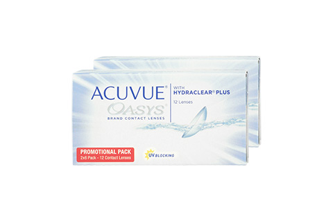Image of Acuvue Acuvue Oasys (12 lenses per box) 4.75