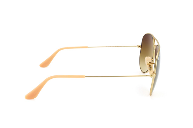 Ray-Ban Aviator RB 3025 112/85 vista en perspectiva