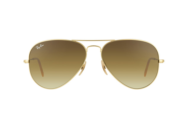 Ray-Ban Aviator large RB 3025 112/85 vista en perspectiva