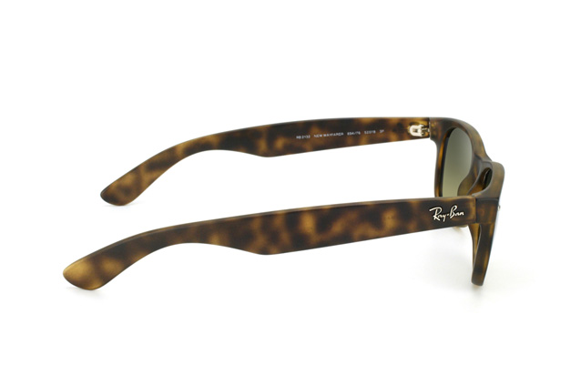 Ray-Ban New Wayfarer RB 2132 894/76 perspektiv