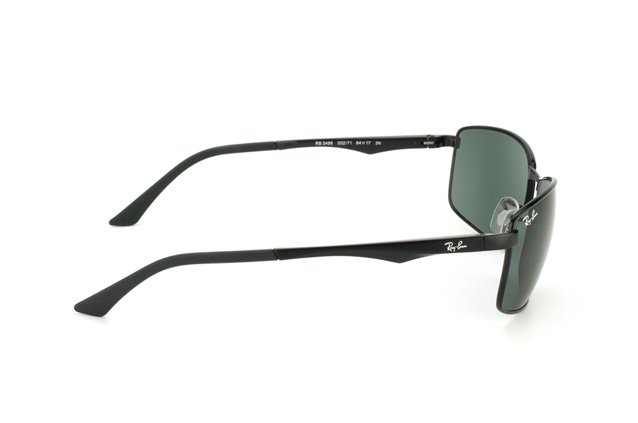 Ray-Ban RB 3498 002/71 large vista en perspectiva