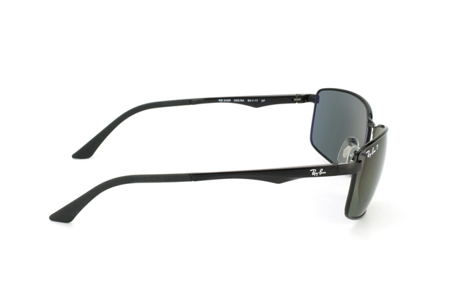 Ray-Ban RB 3498 002/9A vista en perspectiva