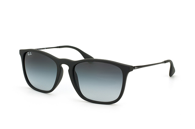 Ray-Ban Chris RB 4187 622/8G vue en perpective