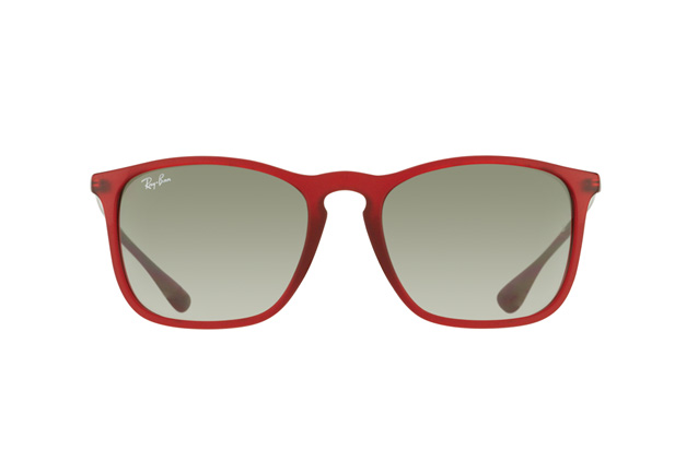 Ray-Ban Chris RB 4187 898/11 Perspektivenansicht