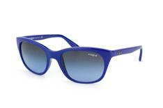 Vogue Eyewear VO 2743S 20558F, Square Sonnenbrillen, Blau