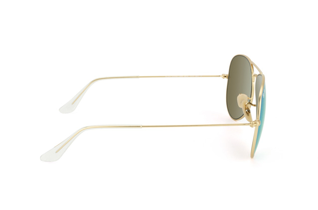 Ray-Ban Aviator large RB 3025 112/19 vue en perpective