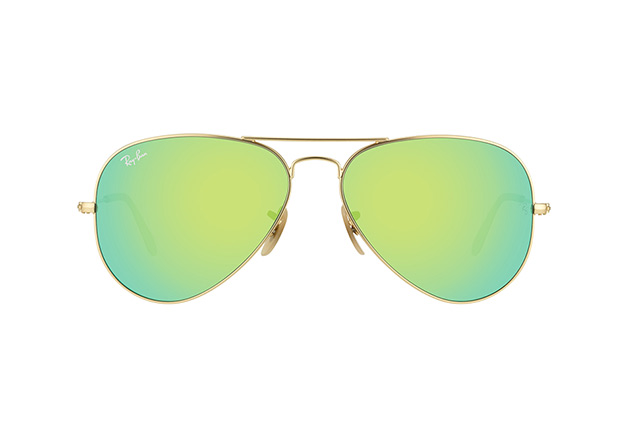 Ray-Ban Aviator large RB 3025 112/19 perspective view