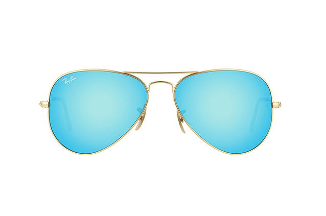 Ray-Ban Aviator large RB 3025 112/17 Perspektivenansicht