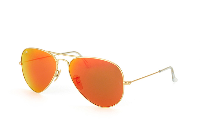 Ray-Ban Aviator large RB 3025 112/69 vue en perpective
