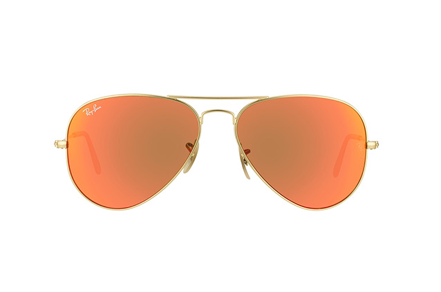 Ray-Ban Aviator large RB 3025 112/69 perspective view
