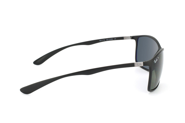 Ray-Ban LITEFORCE RB 4179 601S9A vista en perspectiva