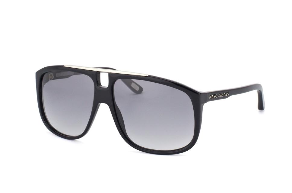 MJ 252/s 807 LF, Aviator Sonnenbrillen, Schwarz