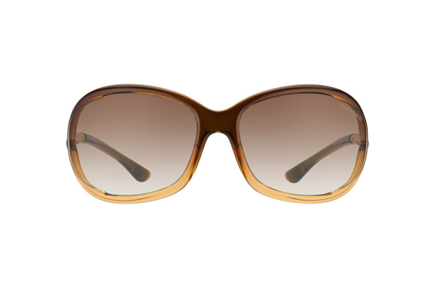 Tom Ford Jennifer FT 0008 / S 50F vue en perpective