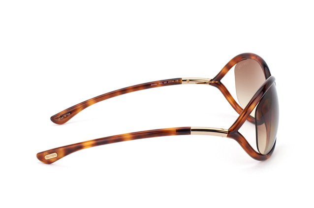 Tom Ford Jennifer FT 0008 / S 52F perspective view