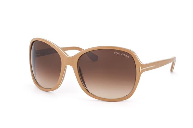 Tom Ford Sheila FT 0186 59F Perspektivenansicht