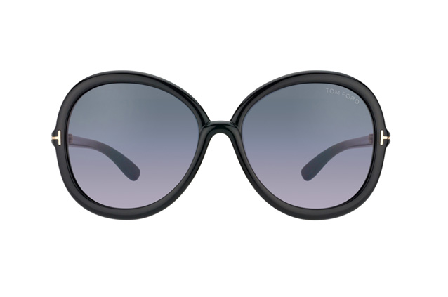 Tom Ford Candice FT 0276 / S 01B vista en perspectiva