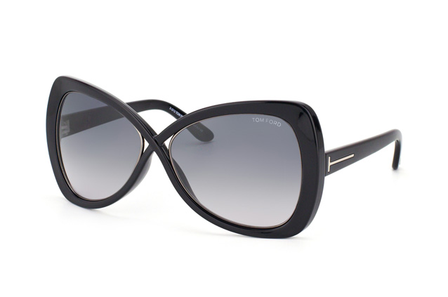 93d760a801 ... Sunglasses  Tom Ford Jade FT 0277   S 01B. null perspective view ...