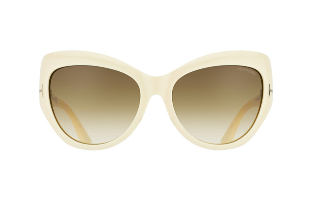Tom Ford Bardot FT 0284 / S 25F vue en perpective