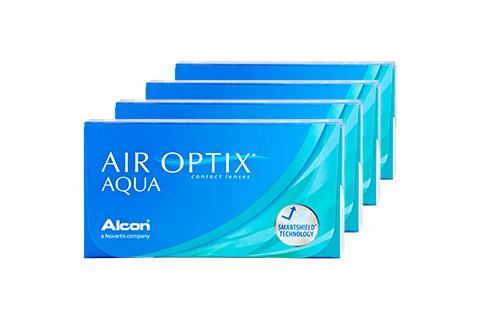 Air Optix Air Optix Aqua 2.25