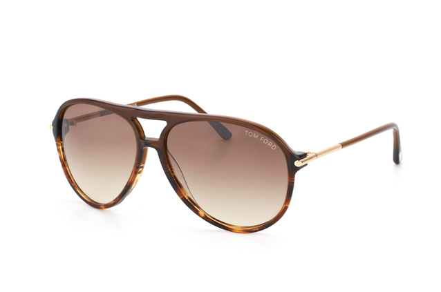 Tom Ford FT 0254 / S 50F perspective view