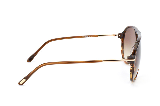 Tom Ford FT 0254 / S 50F vista en perspectiva