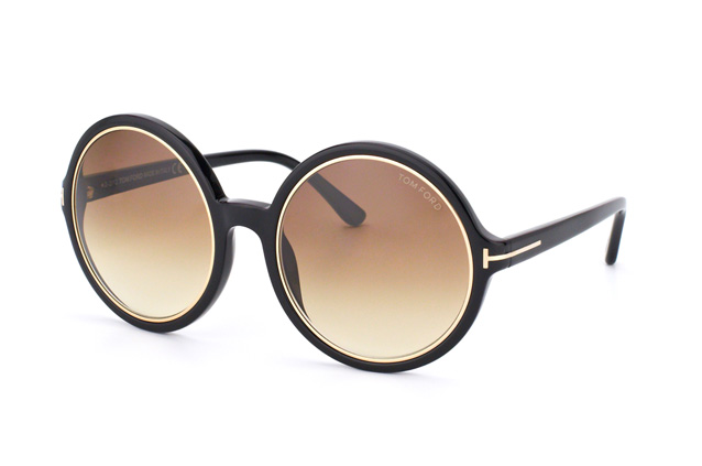 Tom Ford Carrie FT 0268 / S 01F Perspektivenansicht