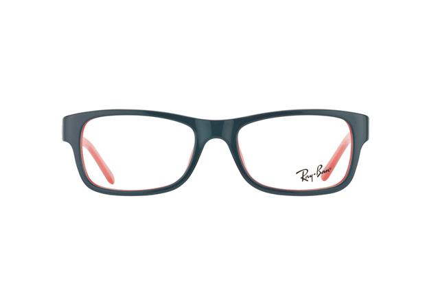 Ray-Ban RX 5268 5180 perspective view
