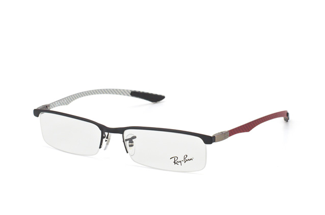 41a0935cd7 ... Glasses  Ray-Ban RX 8406 2503. null perspective view ...