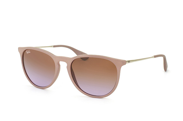 33d574c7e7d62 Ray-Ban Erika RB 4171 600068 perspective view ...