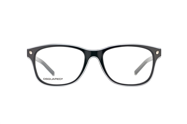 Dsquared2 DQ 5054/V 001 vista en perspectiva