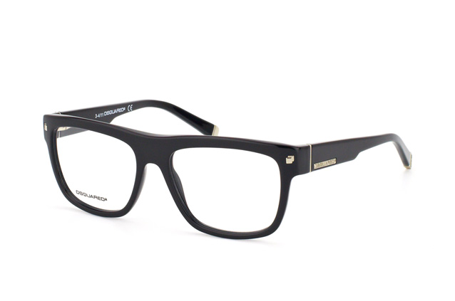 Dsquared2 DQ 5076/V 001 perspective view