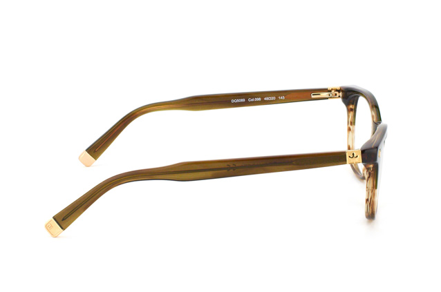Dsquared2 DQ 5089/V 098 vista en perspectiva
