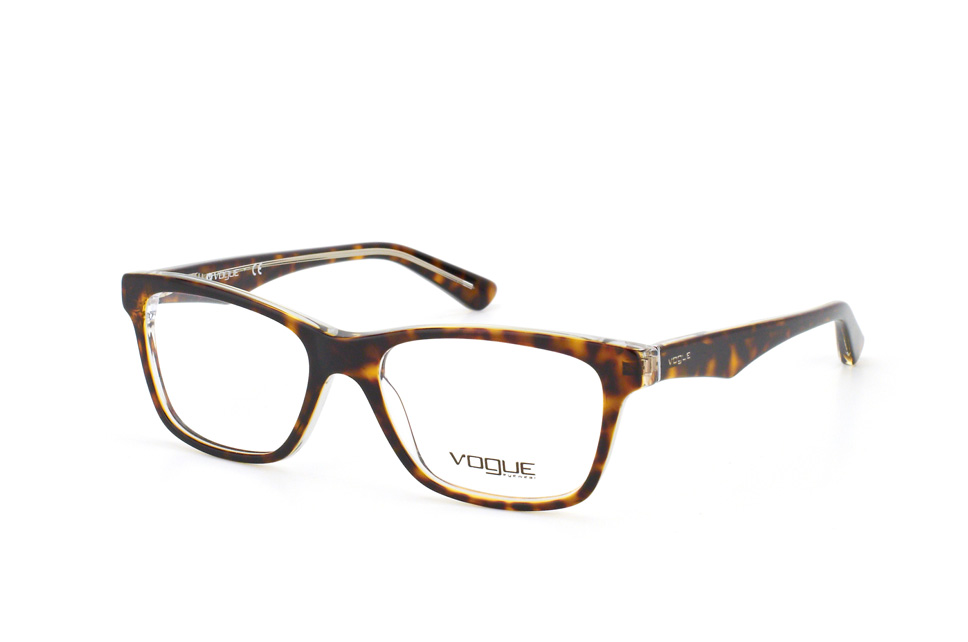 VOGUE Vogue Damen Brille » VO4084«, goldfarben, 280 - gold