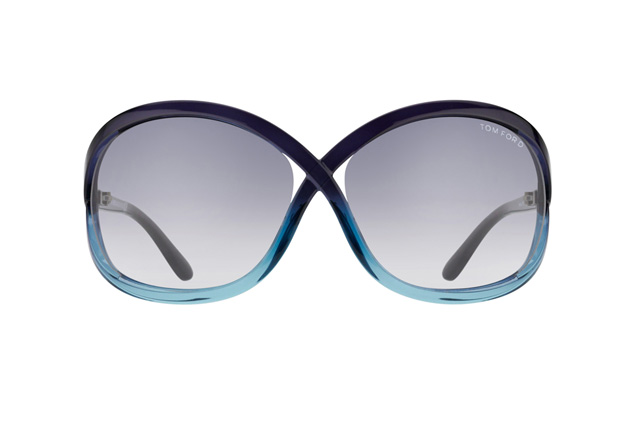 Tom Ford Sandra FT 0297 / S 20B perspective view