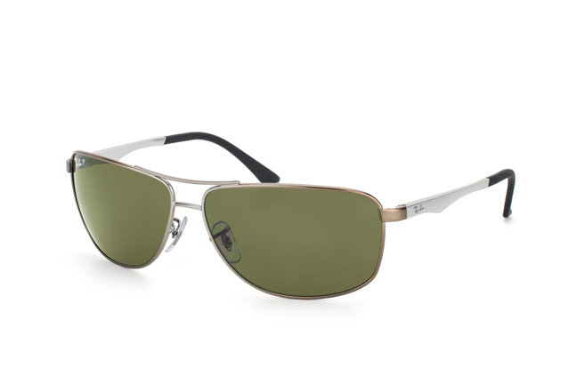 Ray-Ban RB 3506 029/9A perspective view