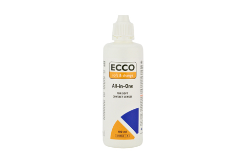 Ecco All-in-One S&C 100ml Frontansicht