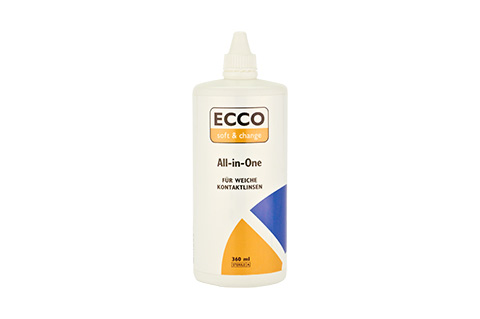 Ecco All-in-One S&C 360ml vue de face