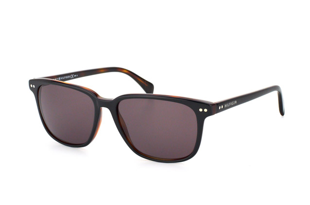 1e70c023c ... Tommy Hilfiger Sunglasses; Tommy Hilfiger TH 1197/S BG4 70. null  perspective view ...