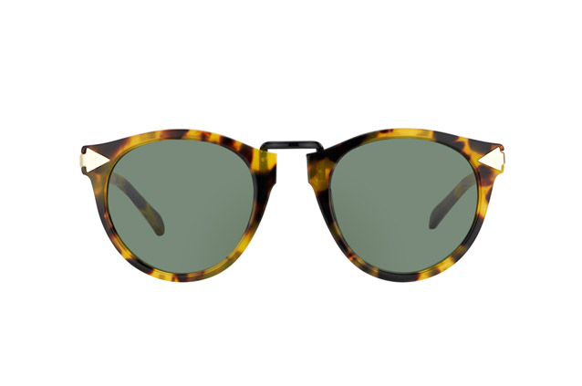 Karen Walker Eyewear Helter Skelter KAS 09902093 perspective view