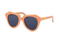 Karen Walker Eyewear Number One KAS 1301500, Square Sonnenbrillen, Orange