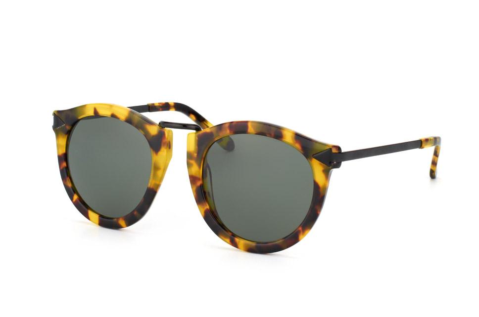 karen walker eyewear -  Harvest KAS 1301499, Round Sonnenbrillen, Braun