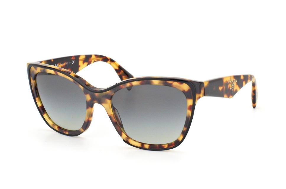 NEW 2013 PRADA PR 2OPS NAI3M1 HAVANA BROWN GREY CAT EYE SUNGLASSESPrada Cat Eye Sunglasses 2013
