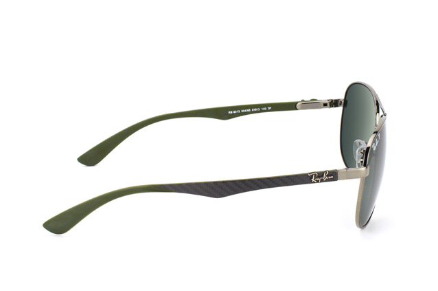 Ray-Ban RB 8313 004/N5 perspective view