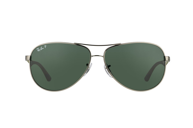 Ray-Ban Carbon Fibre RB 8313 004/N5 perspective view