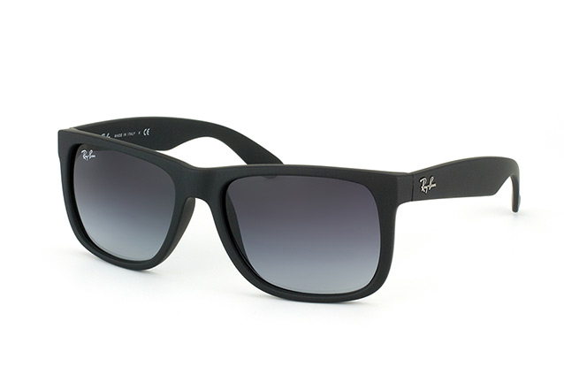 Ray-Ban Justin RB 4165 601/8G small Perspektivenansicht