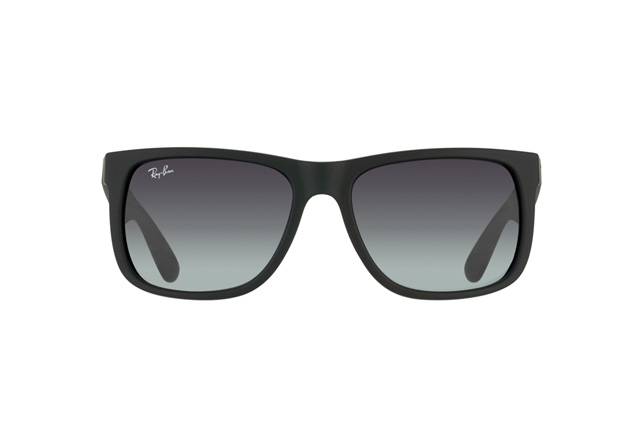 Ray-Ban Justin RB 4165 601/8G small vista en perspectiva