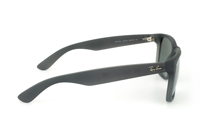 Ray-Ban Justin RB 4165 852/88 small perspective view