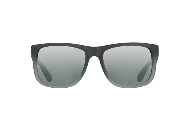 Ray-Ban Justin RB 4165 852/88 small Perspektivenansicht